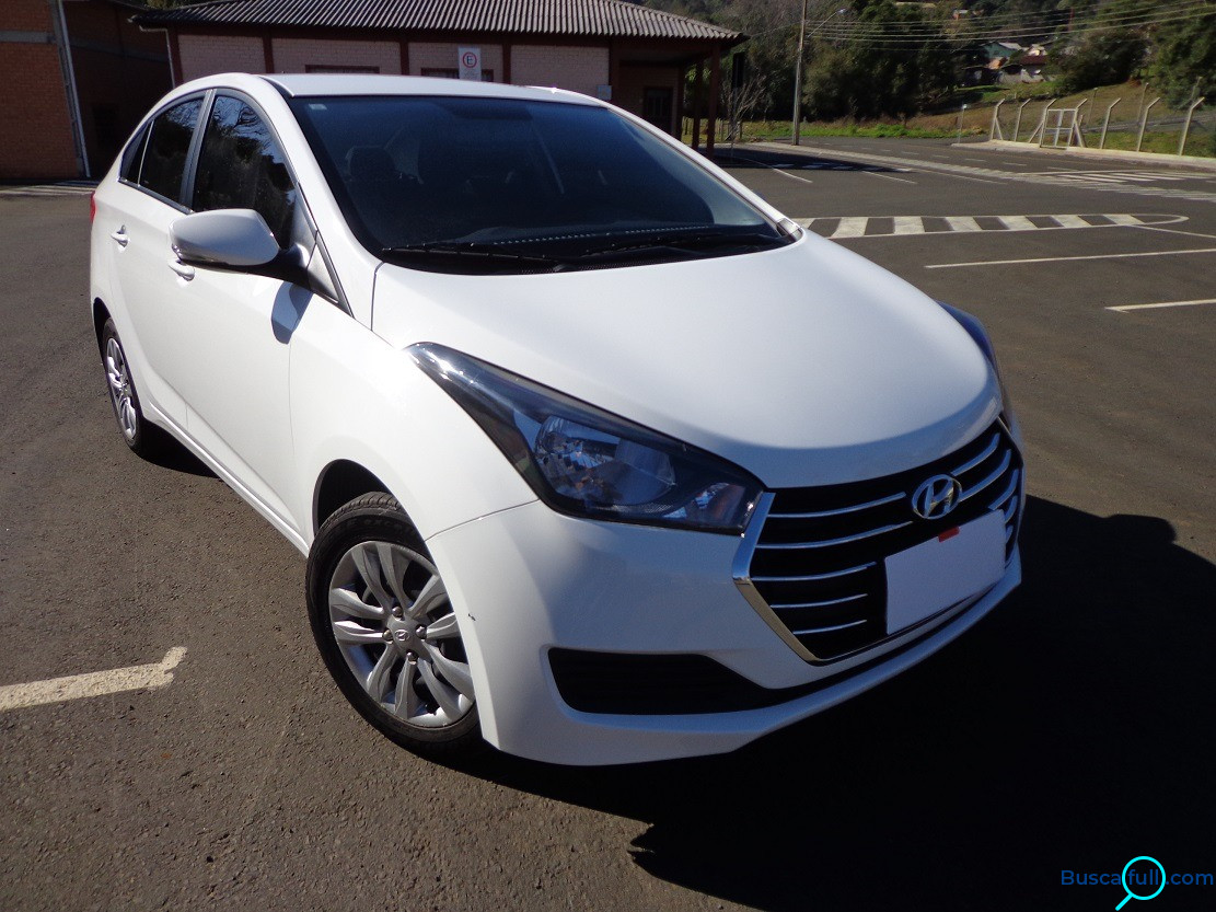 HYUNDAI HB20 SEDAN COMFORT PLUS 1.0 12V 1.0 FLEX 2015/2016